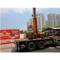 Japan made tadano 50t truck crane original japan machine tadano TG500e mobile crane for sale