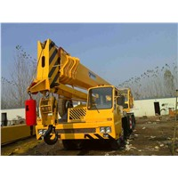 original japan made tadano 50t mobile crane with hydraulic engine used condition 50t truck crane