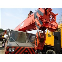 second hand tadano TG500E 50t truck crane and 50t tadano mobile crane with hydraulic engine for sale