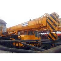 tadano 50t truck crane and used condition 50t tadano mobile crane with original parts