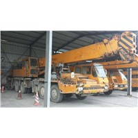 used japan made tadano 50t mobile crane with hydraulic engine and high quality and low price