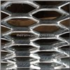 galvanized curtain wall heavy duty expanded metal mesh