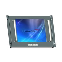 "19"" 8.5U Rack Mount display Monitor"