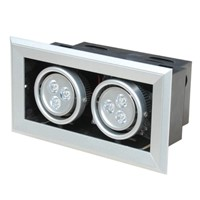 LED Venture Light Energy saving 6W square