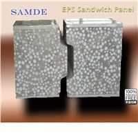 Fireproof easy construction building products industry concrete sandwich wall panel