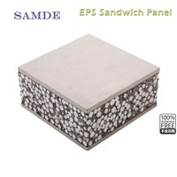2014 NEW Cleanroom eps Fiber cement Sandwich Wall Board 2440*610mm