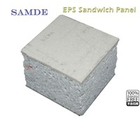 Fibre cement panels sandwich panel building materials for thermal insulation