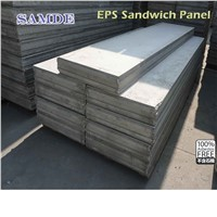 First Class expanded polystyrene concrete eps cement sandwich panel with length 2440mm