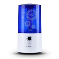 Humidifiers Sprayed humidification