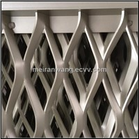 aluminum expanded metal wire mesh