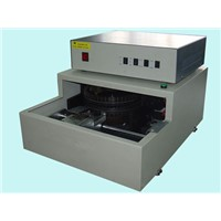 Nameplate embossing machine