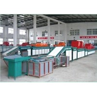 QXDLJ-B chestnut cleaning and waxing machine