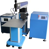 Laser  Welding Machine for Advertising Mental Words