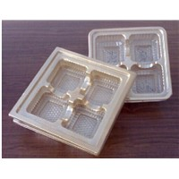 plastic food container blister tray