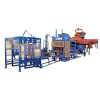 brick & block making machine Chinese ManufactureJF-QT6-15
