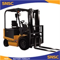 chinese cheap 3t battery forklift for sale