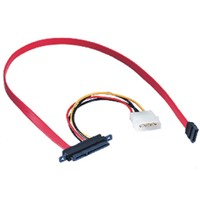 SATA TO 4 PIN power cable assembly