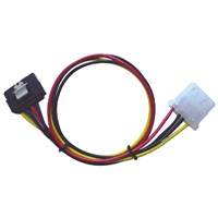 SATA to 4-PIN wire harness