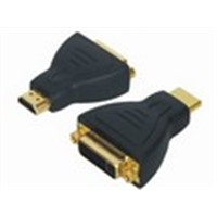 HDMI high speed connector with gold