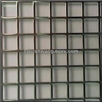 Galvanized Square Hole Perforated Metal Mesh(manufacturer)