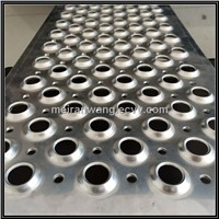 Stainless steel Perforated Metal Stair Treads