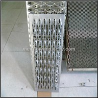 stainless steel ladder rungs/Galvanized ladder rungs