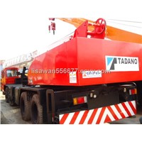 used japan crane tg300e original tadano crane tg300e excellent working condition