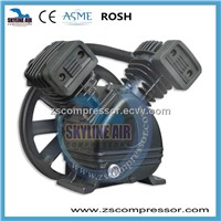 2 Cylinder Air Compressor Pump