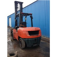 5Ton Toyota used forklift for sale