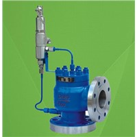 A46F/H/Y Pilot-operated Pressure Relief valve (A46 Safety Valve)