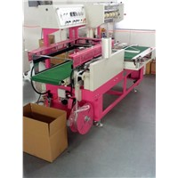 CCP- L501  automatic heat shrink packing machine L sealer packing machinery taiwan manufacturer