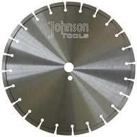 Diamond laser blade: 350mm saw blade for green concrete