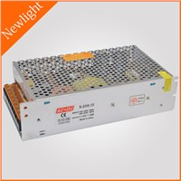 LED Switching Power Supply 240W 20A DC 12V input AC110-120V / AC200-240V