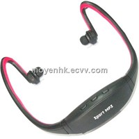 Sport MP3 player, Sport  clip MP3 player with FM