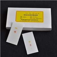 Thin Layer Chromatography Silica Gel Glass Plate