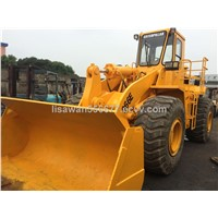 Used Condition CAT 966E Whee Loader with Original Parts and Hydraulic Engine for Sale