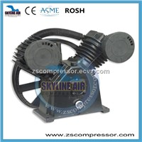 7.5 HP Two Cylinder Piston Air Compressor Pump