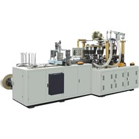 automatic high speed popcorn cup forming machine (MB-ZT-200)