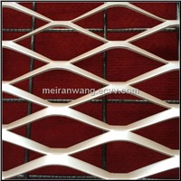 hot sale Aluminum Expanded Metal facade