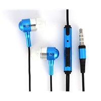 nice sound metal earbuds with microphone
