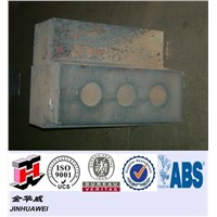 triplex mud pump fluid end forging