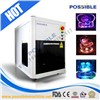 Low price Possible 3D crystal laser engraving machin with 3D camera