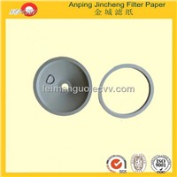 304 STAINLESS STAINLESS RUBBER PLASTIC plain METAL AUTO PART FILTER METERIAL END CAPS