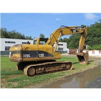 320C Cat used excavator 320CL 330D Kenya