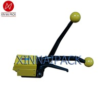 A333 manual sealless steel strap wood strapping tool