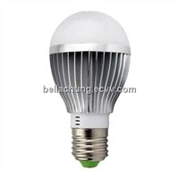 Best price indoor 100-240v G60 E27 400lm 5W led bulb lights
