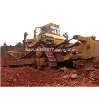 CAT made D10N crawler bulldozer used condition Caterpillar D10N crawler buldozer with original parts