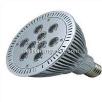 CE Rohs certificated Ceiling lamps E27 base 810lm 9W decoration led spotlight
