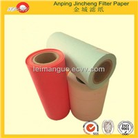 China industry automobile oil filter paper for oil filter