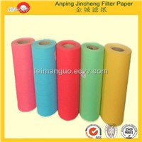 China industry fule/Oil/air filter paper